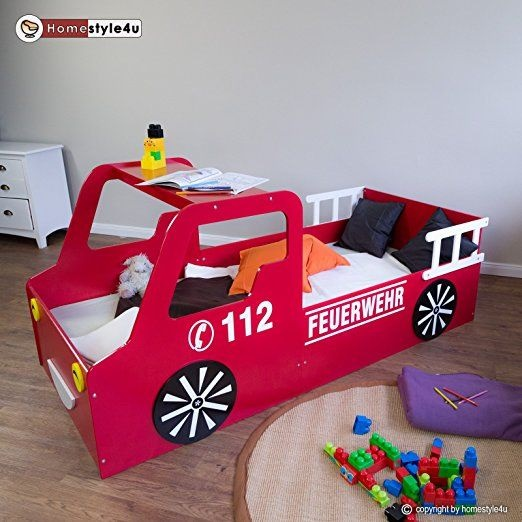 feuerwehr kinderzimmer ideen. Black Bedroom Furniture Sets. Home Design Ideas