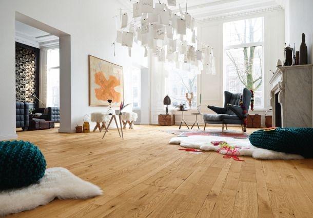 Fu boden ideen wohnzimmer for Zimmer trennen ideen