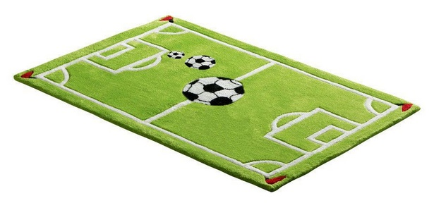 fussball deko kinderzimmer. Black Bedroom Furniture Sets. Home Design Ideas