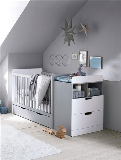 gardinen babyzimmer ideen. Black Bedroom Furniture Sets. Home Design Ideas