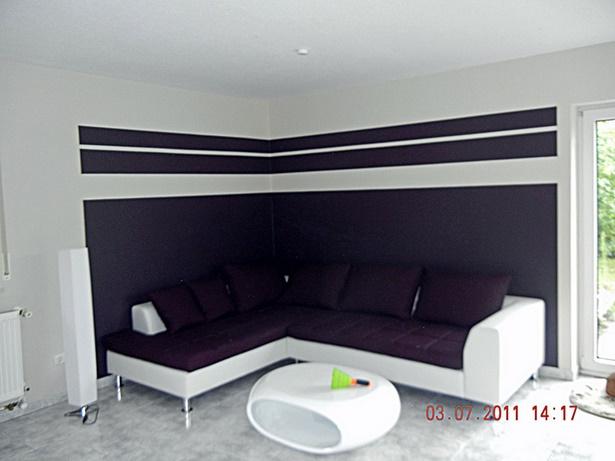 gestaltung wohnzimmer farbe. Black Bedroom Furniture Sets. Home Design Ideas