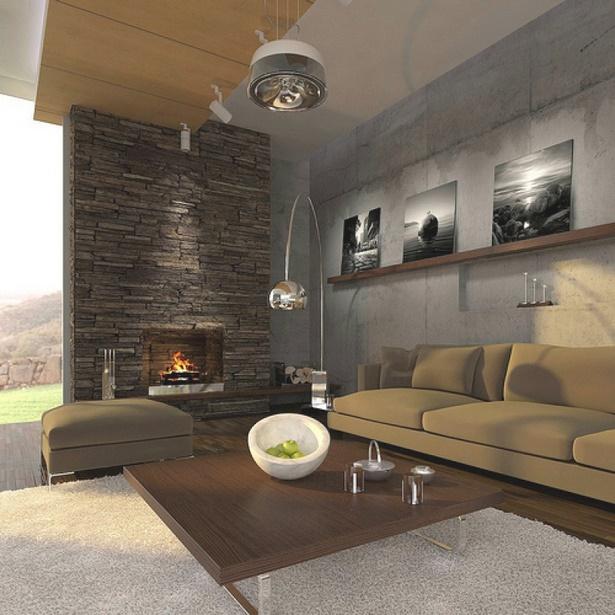 Wohnzimmer Farbe Gestaltung : gestaltung wohnzimmer farbe ~ Markanthonyermac.com Haus und Dekorationen
