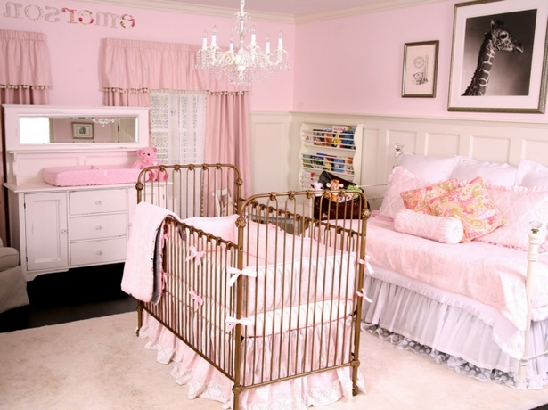 ideen babyzimmer m dchen. Black Bedroom Furniture Sets. Home Design Ideas