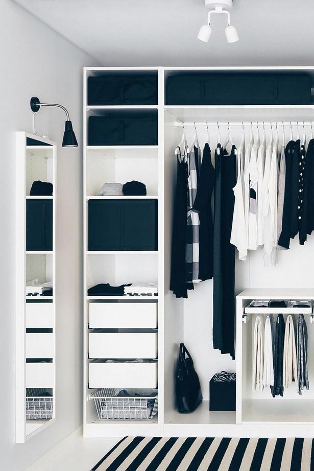 ideen begehbarer kleiderschrank. Black Bedroom Furniture Sets. Home Design Ideas