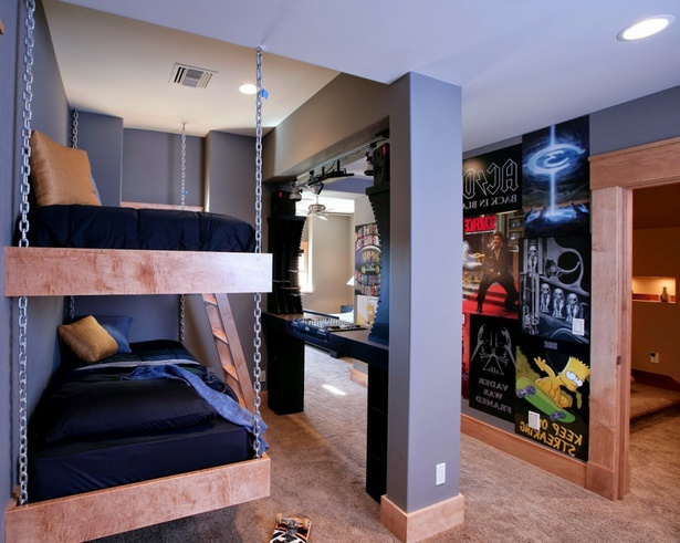 ideen jugendzimmer gestaltung. Black Bedroom Furniture Sets. Home Design Ideas