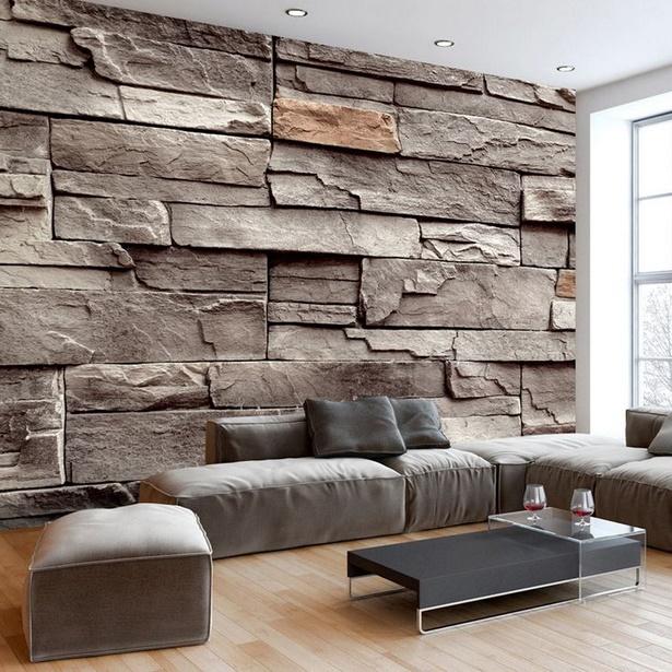 ideen wohnzimmer tapezieren. Black Bedroom Furniture Sets. Home Design Ideas