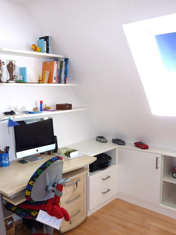 Jugendzimmer Dachschr Ge Ideen