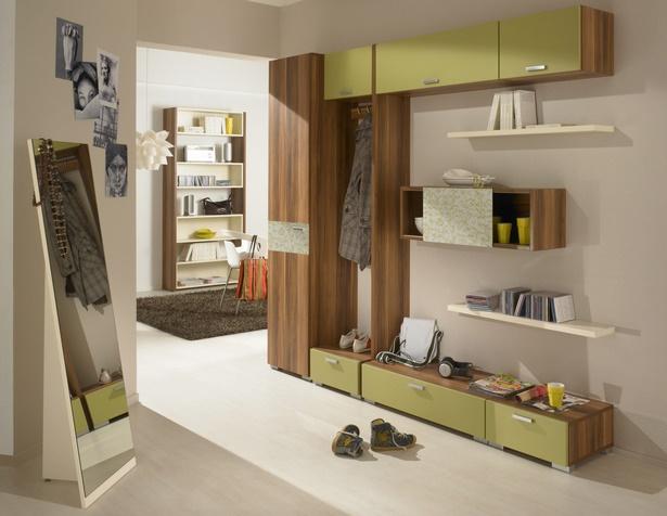 Jugendzimmer gr n grau for Billige jugendzimmer komplett