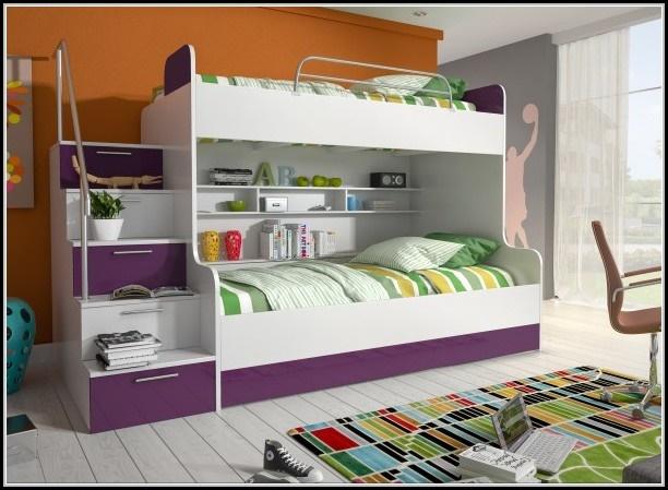 Jugendzimmer hochbett komplett kinderzimmer for Jugendzimmer mit etagenbett