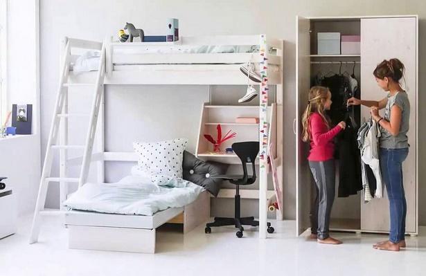 jugendzimmer hochbett mit sofa. Black Bedroom Furniture Sets. Home Design Ideas