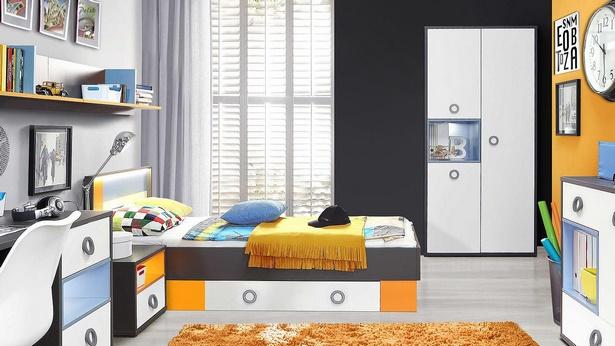 jugendzimmer in blau. Black Bedroom Furniture Sets. Home Design Ideas