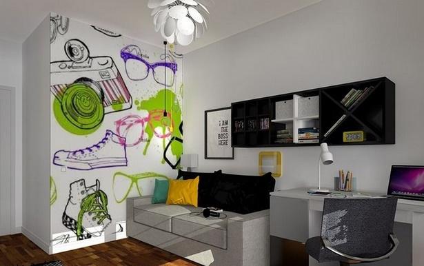 jugendzimmer jungen tapeten. Black Bedroom Furniture Sets. Home Design Ideas