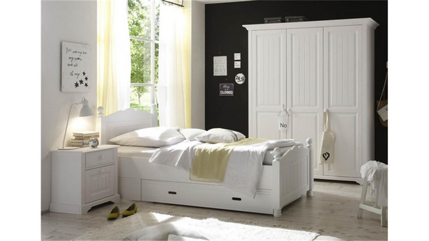 jugendzimmer landhausstil wei. Black Bedroom Furniture Sets. Home Design Ideas