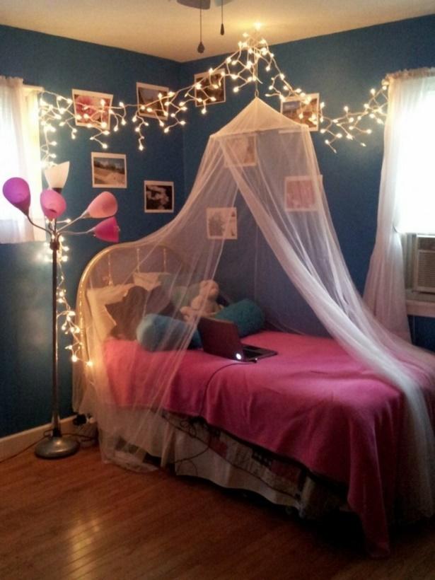 Jugendzimmer m dchen deko for Zimmer deko dachschrage