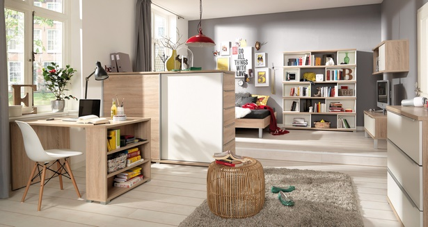 Jugendzimmer mit eckschrank komplett for Moderne jugendzimmer komplett