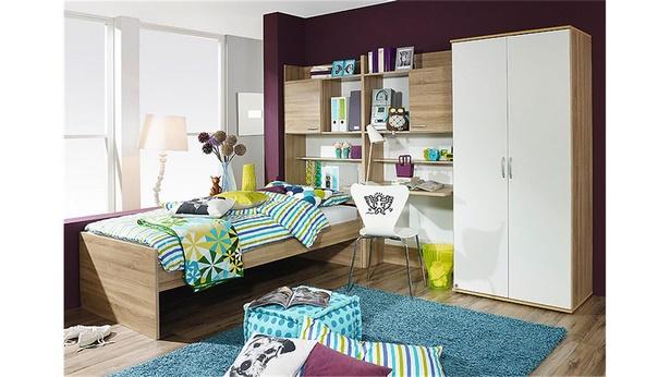 jugendzimmer set wei. Black Bedroom Furniture Sets. Home Design Ideas