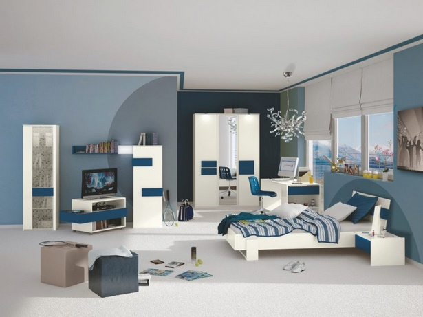 jugendzimmer wandgestaltung beispiele. Black Bedroom Furniture Sets. Home Design Ideas