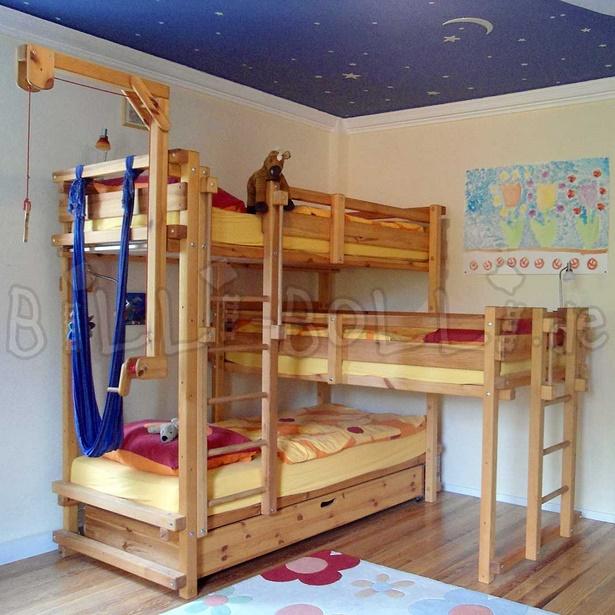kinderzimmer 3 betten. Black Bedroom Furniture Sets. Home Design Ideas