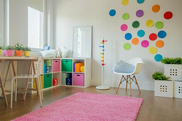 Kinderzimmer deko idee - Gestaltungsideen babyzimmer ...