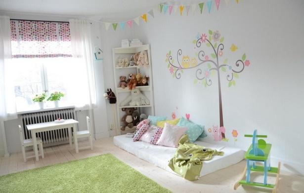 Kinderzimmer einrichtung mädchen