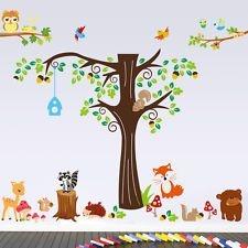 Kinderzimmer Gestalten Wald