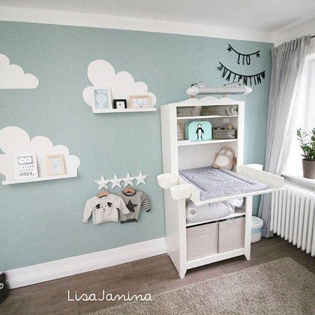 Kinderzimmer Wand kinderzimmer ideen wand