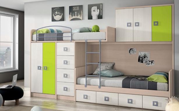 Kinderzimmer komplett mit etagenbett for Kinderzimmer 7 5 m2