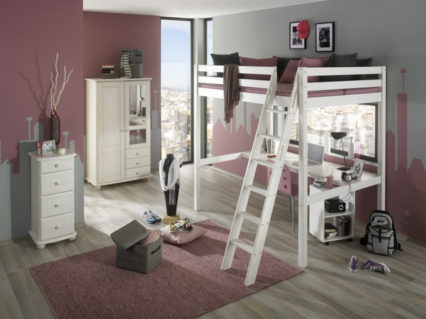 kinderzimmer komplett mit hochbett. Black Bedroom Furniture Sets. Home Design Ideas