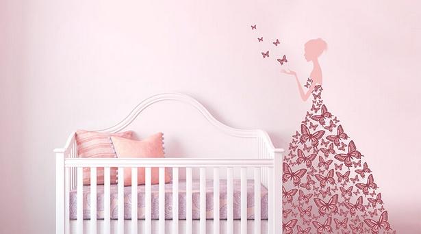 Kinderzimmer m dchen baby - Baby madchen zimmer ...