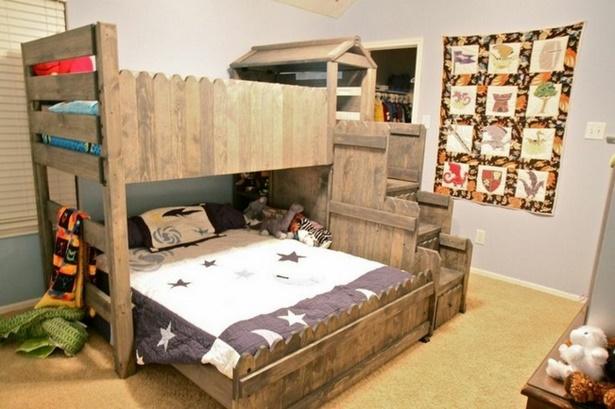kinderzimmer mit 2 betten. Black Bedroom Furniture Sets. Home Design Ideas