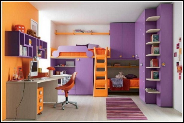 kinderzimmer mit hochbett komplett. Black Bedroom Furniture Sets. Home Design Ideas