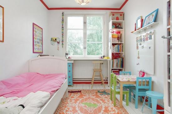 Kinderzimmer modern einrichten