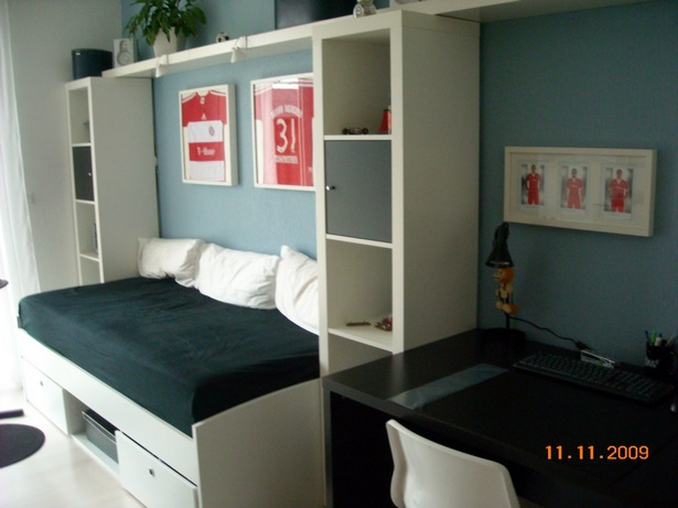 kleine r ume einrichten jugendzimmer. Black Bedroom Furniture Sets. Home Design Ideas