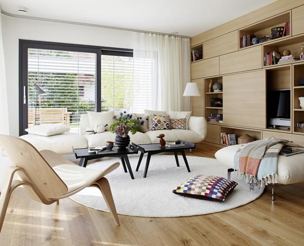 Kleines Wohnzimmer: Kleine Sitzgruppe Wohnzimmer