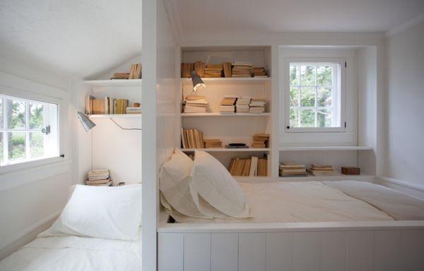 Kleines jugendzimmer gem tlich einrichten - Sehr kleines schlafzimmer ...