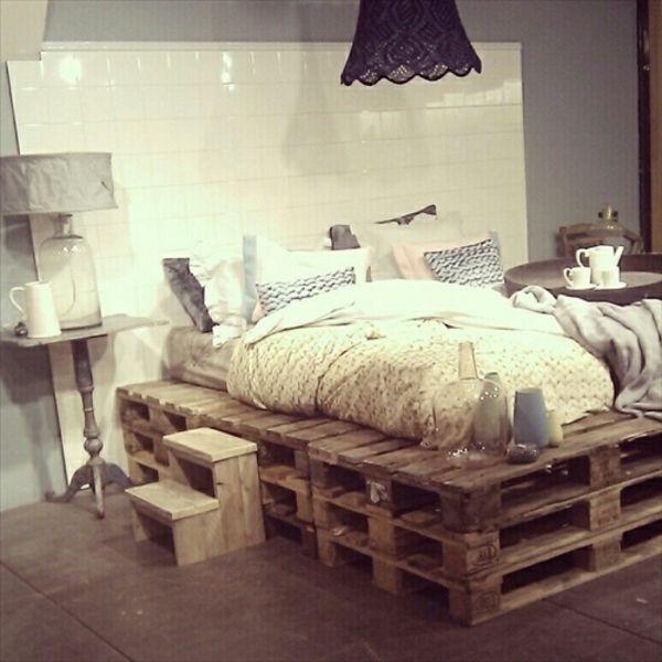 deko kleines schlafzimmer  möbelideen