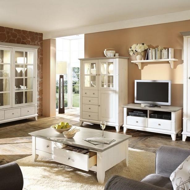 Landhaus Wohnzimmer Ideen