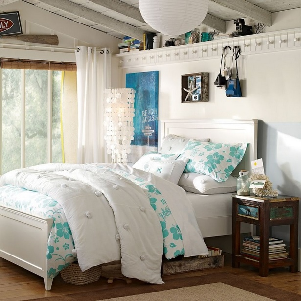 Maritimes schlafzimmer einrichten