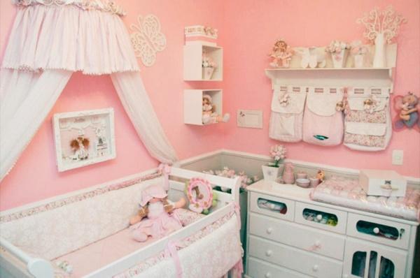 m dchen baby kinderzimmer. Black Bedroom Furniture Sets. Home Design Ideas