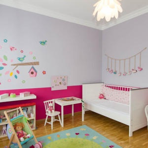 m dchen zimmer baby. Black Bedroom Furniture Sets. Home Design Ideas