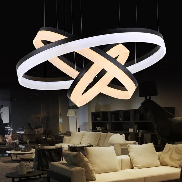 Moderne designer wohnzimmerm bel for Wohnzimmerlampen modern