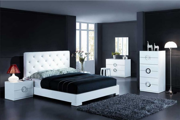 moderne einrichtungsideen schlafzimmer. Black Bedroom Furniture Sets. Home Design Ideas