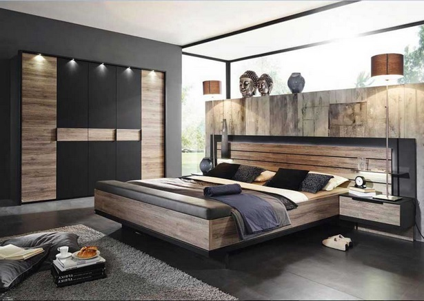 moderne schlafzimmer komplett. Black Bedroom Furniture Sets. Home Design Ideas