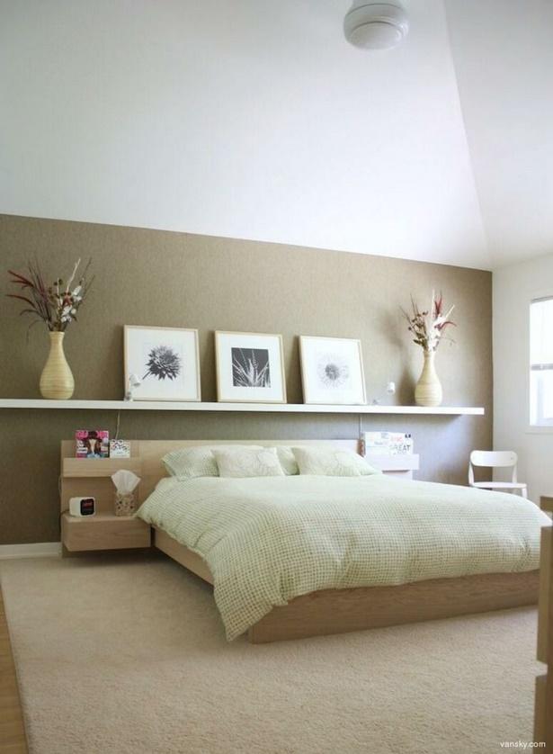 Modernes wohnen schlafzimmer