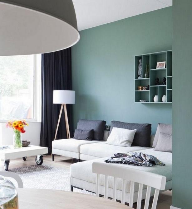 Neue Wandfarben Für Wohnzimmer