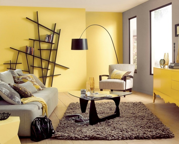 Neue wandfarben f r wohnzimmer - Warme wandfarben wohnzimmer ...