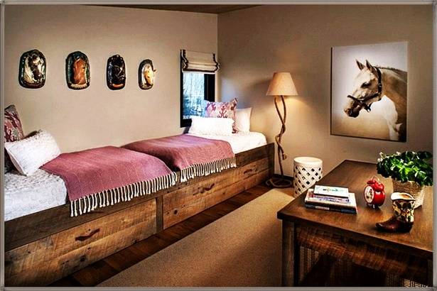 pferde kinderzimmer gestalten. Black Bedroom Furniture Sets. Home Design Ideas