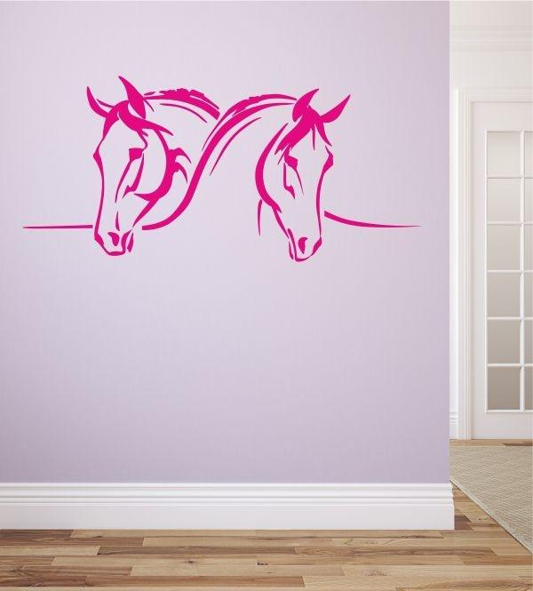 Pferde kinderzimmer ideen for Fototapete babyzimmer