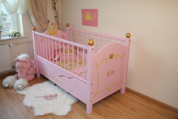 prinzessin babyzimmer komplett. Black Bedroom Furniture Sets. Home Design Ideas