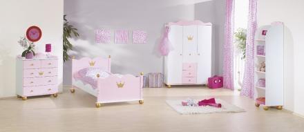 prinzessin kinderzimmer komplett. Black Bedroom Furniture Sets. Home Design Ideas